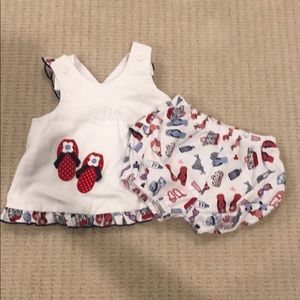 Florence Eiseman summer fun set